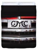 1946 Gmc Truck Grill 2 Duvet Cover