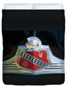 1947 Buick Emblem 2 Duvet Cover
