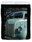 1947 Ford Cab Over Truck Duvet Cover
