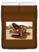 1947 Ford Duvet Cover
