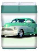 1948 Chevrolet Coupe Duvet Cover