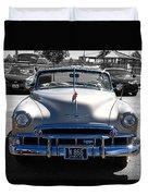 Compas Car Club Duvet Cover