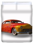 1950 Mercury Coupe Duvet Cover