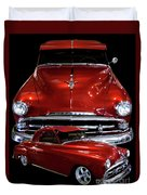 1951 Business Coupe Duvet Cover