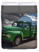 1951 Ford Truck Duvet Cover