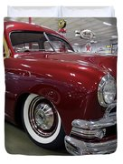 1951 Ford Woody Wagon Duvet Cover