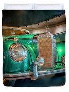 1951 Mercedes-benz 300 S Convertible A 7r2_dsc8202_05102017 Duvet Cover