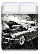 1951 Mercury Classic Car Photograph 001.01 Duvet Cover