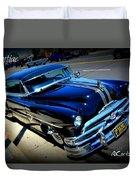 1951 Pontiac Duvet Cover