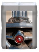 1951 Pontiac Coupe #3 Duvet Cover