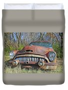 1952 Buick For Sale Duvet Cover