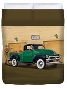 1952 Ford F100 Pickup Duvet Cover