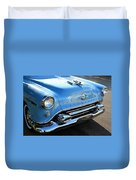 1954 Olds - Oldsmobile 88 Front View Duvet Cover