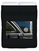 1954 Patrician Packard Emblem 3 Duvet Cover
