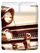 1955 Ford Fairlane Duvet Cover