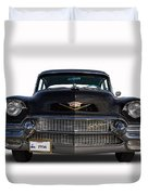 1956 Cadillac Sixty Special Duvet Cover