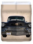 1956 Cadillac Special Duvet Cover