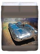 1957 Lotus Eleven Le Mans Duvet Cover