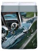 1958 Chevrolet Impala - 4 Duvet Cover