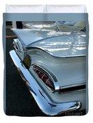 1959 Chevrolet Impala Tailfin Duvet Cover