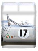 1959 Porsche Type 718 Rsk Spyder Duvet Cover