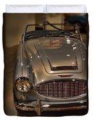 1960 Austin Healey  Duvet Cover