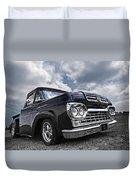 1960 Ford F100 Truck Duvet Cover