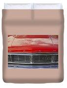 1960s Ford Galaxie Duvet Cover
