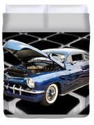 1951 Mercury Classic Car Photograph 002.02 Duvet Cover