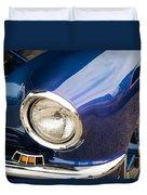 1951 Mercury Classic Car Photograph 013.02 Duvet Cover