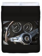 1962 Alfa Romeo Duvet Cover