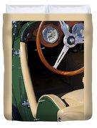 1964 Morgan 44 Duvet Cover