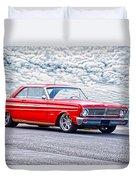 1965 Ford Falcon Sprint 289 Duvet Cover