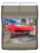 1965 Stingray  Duvet Cover