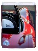 1967 Chevrolet Corvette Duvet Cover by Jill Reger