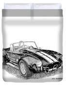 1967 Cobra Sc Duvet Cover