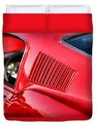 1967 Ford Mustang Gt  Duvet Cover