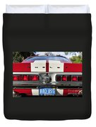 1968 Bad Ass Shelby Mustang Duvet Cover by David Lee Thompson