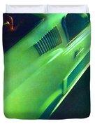 1968 Ford Mustang Duvet Cover