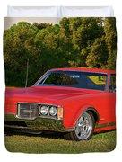 1968 Oldsmobile Delta 88 Duvet Cover