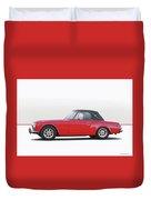 1969 Datsun 2000 Roadster I Duvet Cover