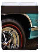 1969 Dodge Coronet 500 Duvet Cover
