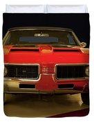 1969 Oldsmobile 442 W-30 Duvet Cover