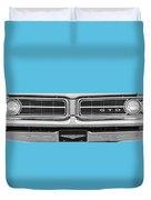 1969 Pontiac Gto  Duvet Cover