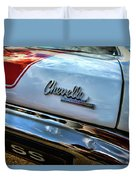 1970 Chevy Chevelle Ss 396 Ss396 Duvet Cover