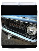 1970 Plymouth Barracuda 'cuda 440 Duvet Cover