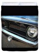 1970 Plymouth Barracuda 'cuda 440 Duvet Cover