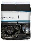 1971 Amc Javelin II Duvet Cover