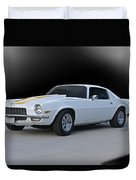 1971 Chevrolet Camaro I Duvet Cover