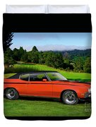 1972 Buick Gsx 455 Stage 1 Duvet Cover